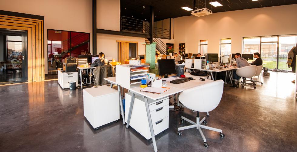 小型办公室装修格局和风格有哪些?