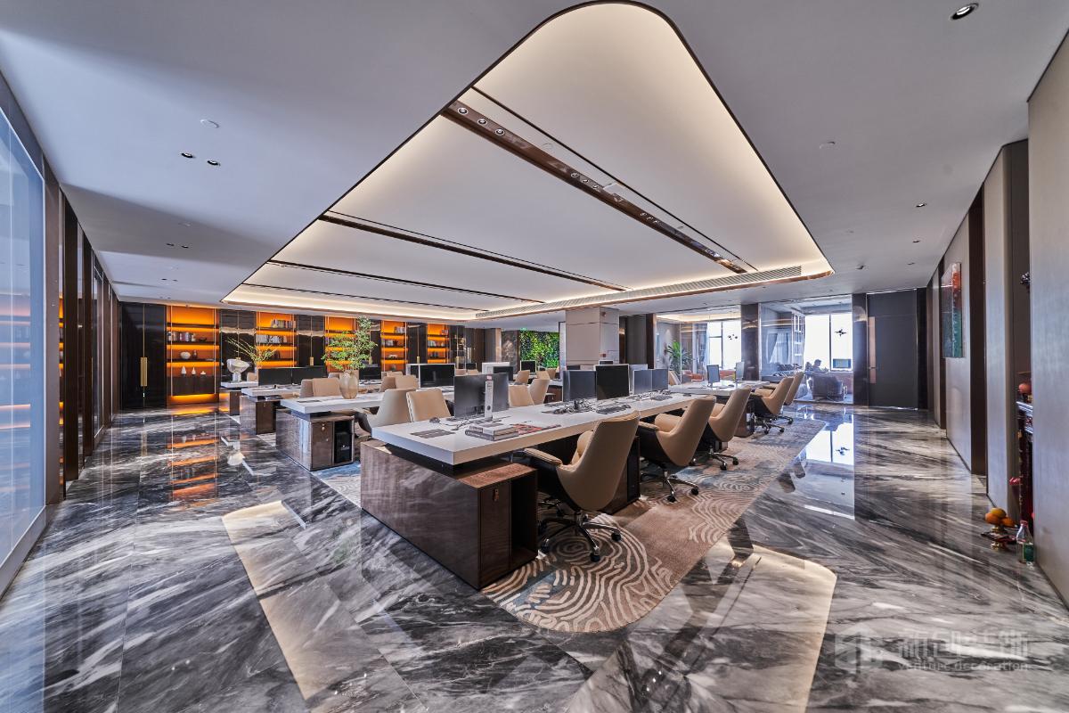 新创空间总部办公室